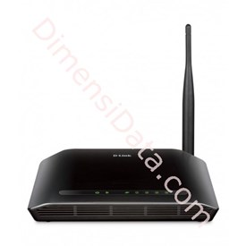 Jual Wireless Router D-LINK Fast Ethernet N150 [DIR-600M]